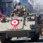 Arequipa disfruta de Parada Militar por aniversario (FOTOS)
