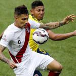 Paolo Guerrero llega Lima apto para enfrentar a Colombia y Chile