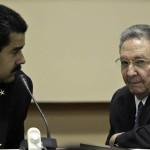 Cuba: Raúl Castro se reunió con Nicolás Maduro en La Habana