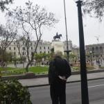 Casa de la Literatura Peruana: caminata con Oswaldo Reynoso