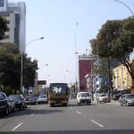 San Isidro: cierran avenida Rivera Navarrete por obras