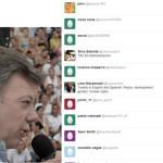 Santos recibe a seguidor número 4 millones de su cuenta de Twitter