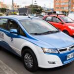 Uruguay apuesta por taxis eléctricos para impulsar energías renovables