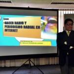 ANP Lima: realizan taller de emisoras radiales online (FOTOS)