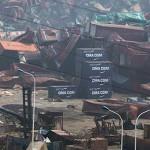 China: aumentan a 104 los fallecidos por explosiones en Tianjin