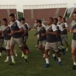 Copa Sudamericana: cremas entrenan en Puerto La Cruz con intensa lluvia