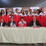 Vóley: Ángela Leyva deseó suerte al equipo que jugará el Mundial Sub 18
