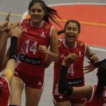 Vóley: Perú Sub 18 ganó 3-2 a República Dominicana
