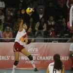 Perú cae 3-0 ante Polonia y se aleja del título del Mundial de vóley Sub 18