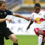 Yordy Reyna anota un golazo en empate del Red Bull Salzburgo (Vídeo)