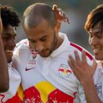 Austria: Yordy Reyna anota en triunfo del Red Bull Salzburg