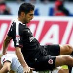 Bundesliga: Eintracht Frankfurt empató al Augsburgo