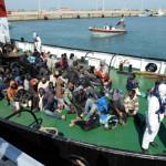 Libia: 40 personas mueren en naufragio frente a sus costas