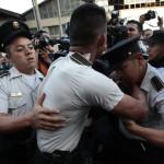 Guatemala: periodistas denuncian agresiones de la policía