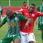 Juan Aurich vence 2-0 a Alianza Lima por la fecha 1 del Torneo Clausura