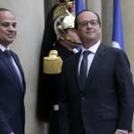 RSF pide a Hollande defienda la libertad de prensa en Egipto