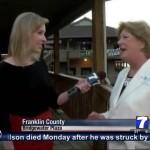 EEUU: asesinan a dos periodistas durante transmisión en vivo (VIDEO)
