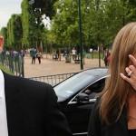 Jennifer Aniston se casa con Justin Theroux tras años de soltería