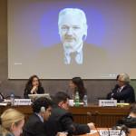 Julian Assange teme ser asesinado si sale de la embajada de Ecuador