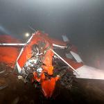 Avioneta de la FAP cae en Villa María del Triunfo y deja dos heridos