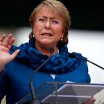 Chile: Bachelet promulga ley para mejorar lucha contra la delincuencia