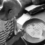 Roban de un museo croata una bandeja de plata hecha por Picasso
