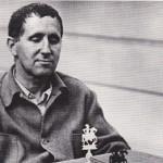 Efemérides del 14 de agosto:falleceBertolt Brecht