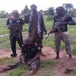 Boko Haram: decapitan policía siguiendo ejemplo del Estado Islámico