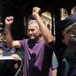 España: Policía detiene a sindicalista y candidato de Podemos