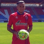 Alexander Callens es nuevo jugador del Numancia de España