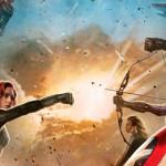 Capitán América 3: impactante afiche con los héroes enfrentados