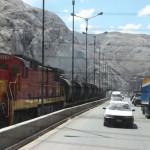 La Oroya: restablecen tránsito vehicular en la Carretera Central