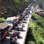 Carretera Central: Reabren tránsito vehicular tras huaico