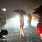 China: crean algoritmo que pronostica lluvias 30 días antes