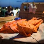 Libia: más de cien muertos tras hundimiento de dos barcos