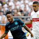 Stuttgart goleó 4-2 al Manchester City en choque amistoso
