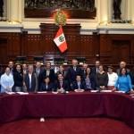 Congreso: instalan Comisión Permanente y otros grupos de trabajo
