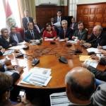 Congreso: presidencias de comisiones serán de mismas bancadas
