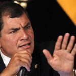 Ecuador: Correa no irá a la reelección por motivos políticos