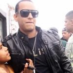 """Daddy Yankee destaca: en el Callao se encuentra """"gente real"""""""