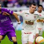 Universitario cae 3-0 ante Defensor Sporting por la Copa Sudamericana