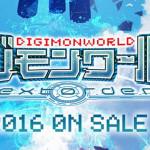 Digimon: videojuego Next Order con protagonista femenina