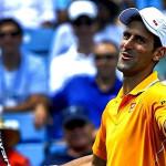 Masters 1000: Djokovic sale del apuro que lo sometió Dolgopolov