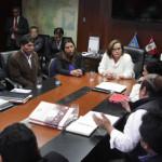 La Oroya: Gobierno dialoga con autoridades y trabajadores de Doe Run
