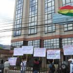 Bolivia: en investigación por corrupción allanan edificio de la FBF