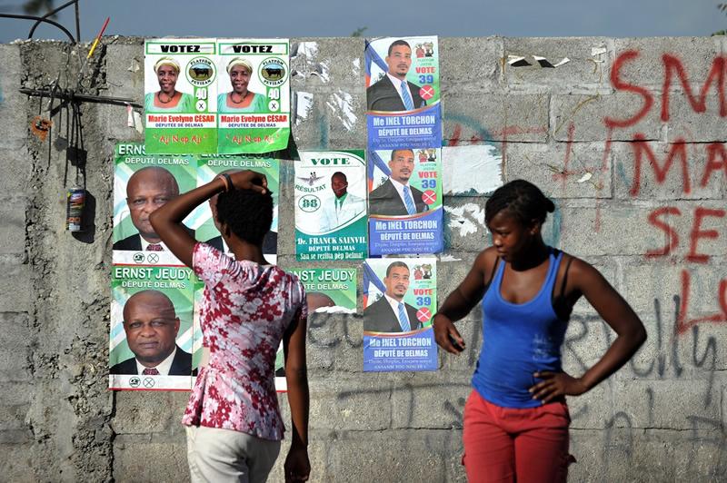 elección-Haití