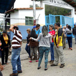 Venezuela: oposición admite escasa asistencia en mitin de Caracas