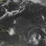 Tormenta Erika se fortalece y apunta a Florida como huracán