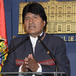 Evo Morales busca retomar con Kuczynski proyecto de tren bioceánico
