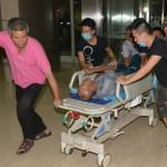 China: 50 muertos por explosiones de productos inflamables